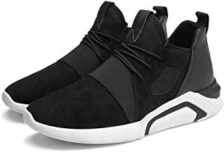 LaBiTi Men's Sneakers, Men Lightweight Running Shoes Breathable Athletic Walking Sneakers