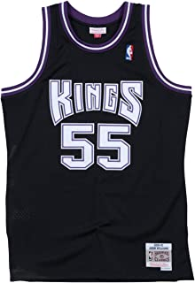 Mitchell & Ness Jason Williams #55 Sacramento Kings 2000-01 Swingman NBA Trikot Schwarz