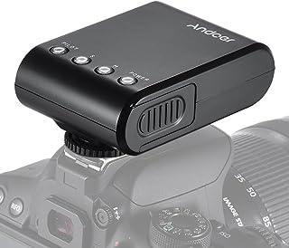 فلاش سريع على الكاميرا من Andoer WS-25 احترافي محمول صغير مزود بحذاء عالمي ساخن GN18 لكاميرا Canon Nikon Pentax Sony a7 ne...