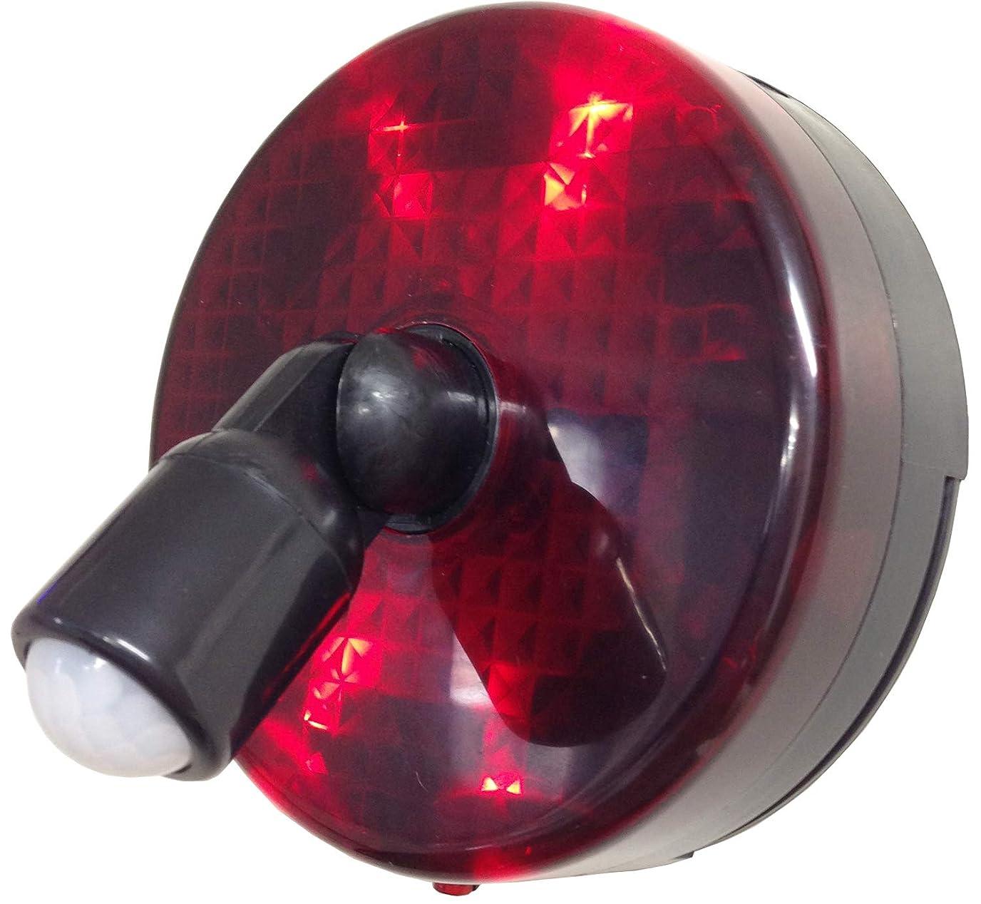 過言マキシムクリエイティブリーベックス(Revex) LED ライト 人感 センサー 防犯 スーパーパトピカ SLR100