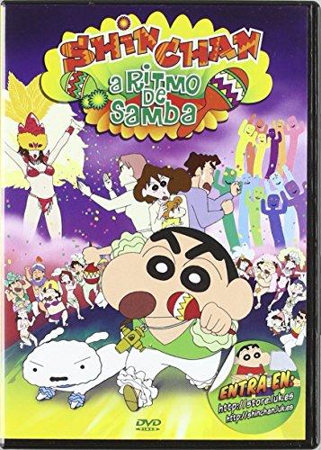 Shin chan: A ritmo de samba [DVD]