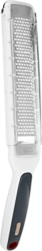 2021 Zyliss SmoothGlide lowest 2021 Rasp Grater, 1 EA, White outlet sale