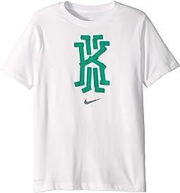 Kyrie Dri-FIT™ Logo T-Shirt (Little Kids/Big Kids)
