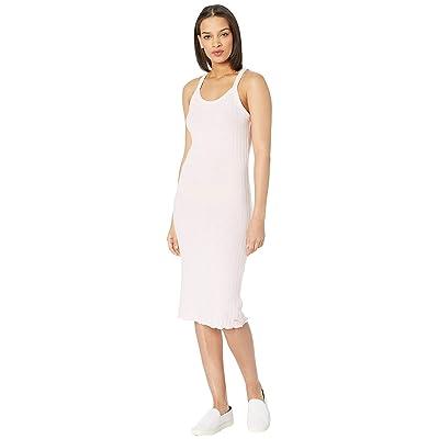 Volcom Lil Dress (Blush Pink) Women