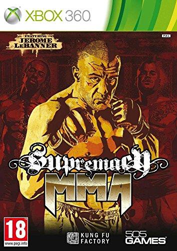 Supremacy MMA - [Edizione: Francia]