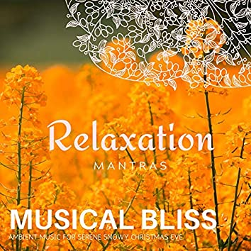 Musical Bliss - Ambient Music for Serene Snowy Christmas Eve