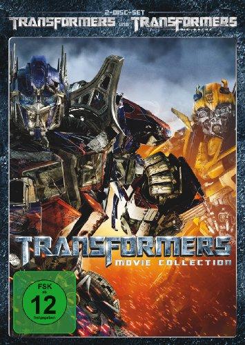 Transformers 1 & 2 (2 DVDs)