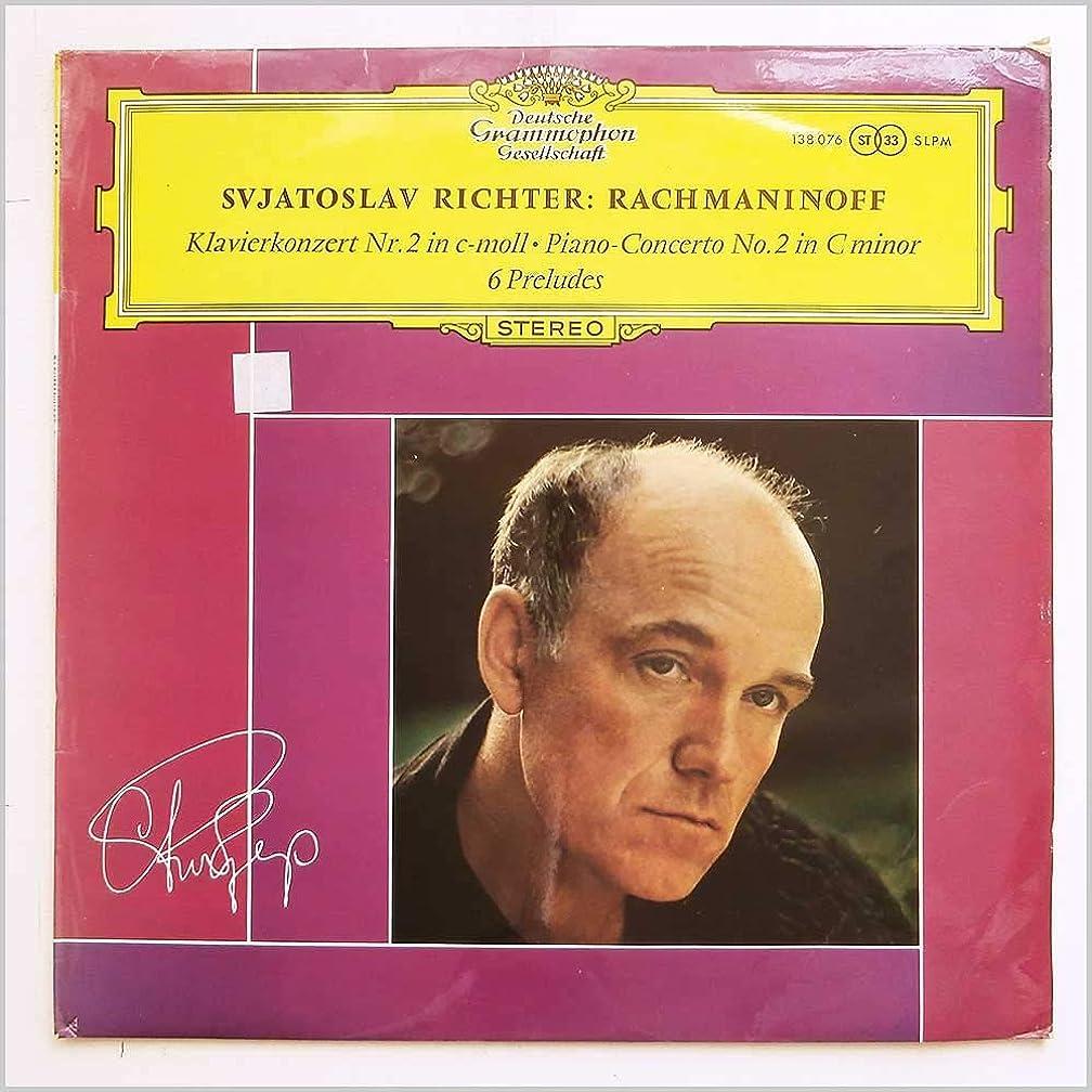 Sergei Rachmaninoff: 2 Klavierkonzert C- Moll/6 Preludes