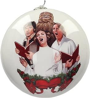 Star Wars Rebels Choir Christmas Bauble, White, 8x 8x 8