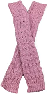 Screenes Damen Stulpen Gestrickt Socken Legwarmers Herbst Beinstulpen Winter Boot Abdeckung Einfacher Stil Young Fashion Bequeme Classic