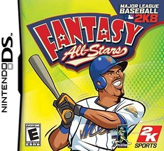 Major League Baseball 2K8 Fantasy All-Stars - Nintendo DS