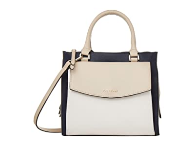 Fiorelli Mia Satchel (Nautical Mix) Handbags