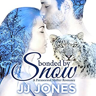 Bonded by Snow audiobook cover art