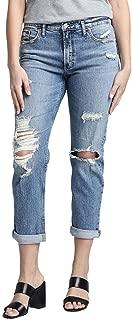 Women's Plus Size Not Your Boyfriend's Mid Rise Jeans