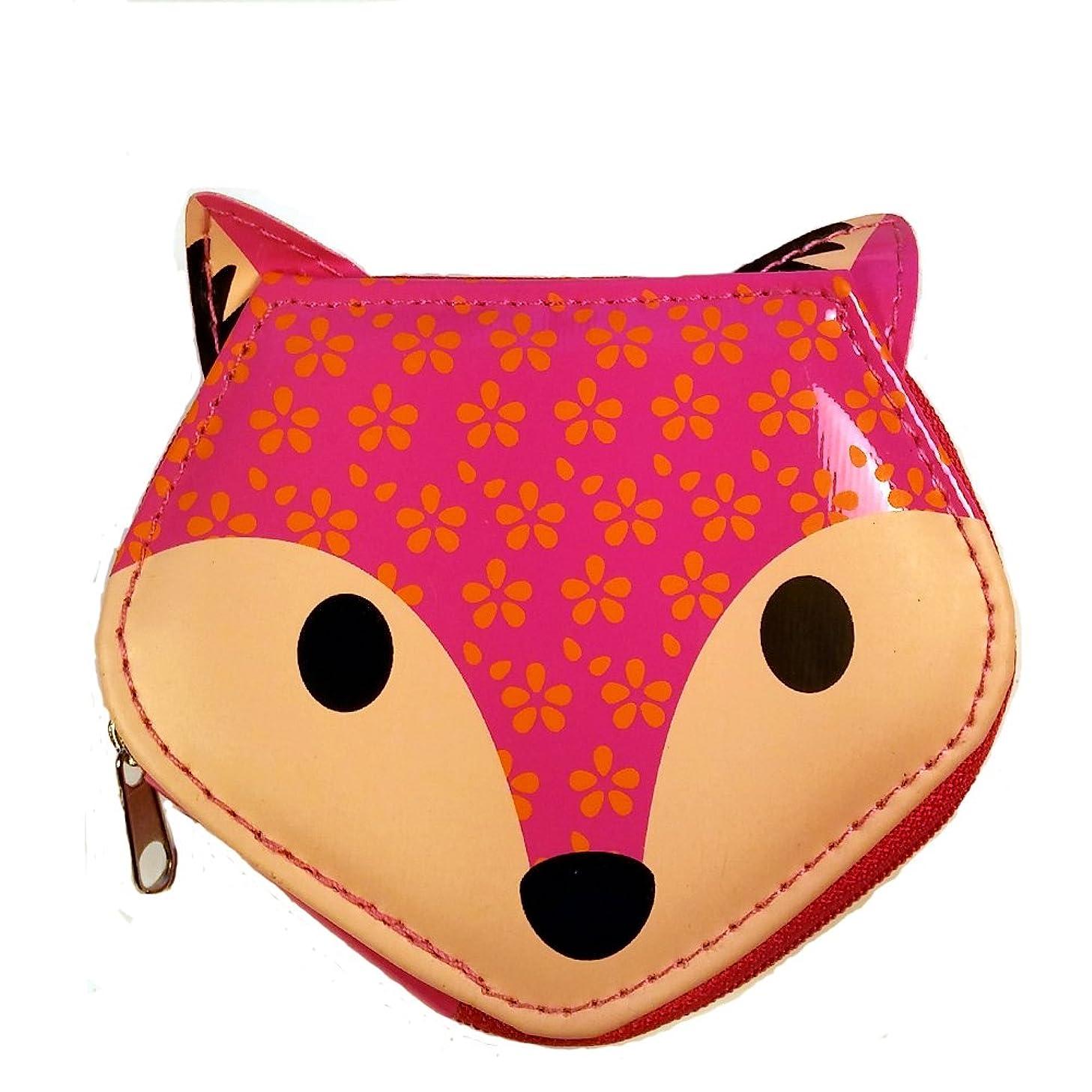 Fox Sewing Kit (Pink)