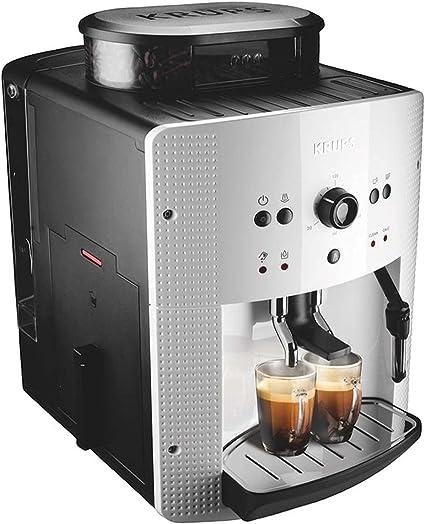-Krups Ea8105 Volautomatische Espressomachine, 1450 Watt, 1,8 Liter, 15 Bar, Cappuccinoplus-Sproeier, Wit-aanbieding