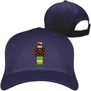 Youth REBORN APHMAU Gaming Logo Adjustable Hats Caps