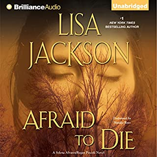Afraid to Die audiobook cover art