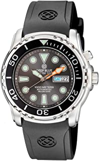 PRO TAC Diver 1000M Automatic Black Bezel Grey DIAL