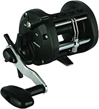 Okuma Fishing Tackle Classic Level Wind Star Drag Graphite Trolling Reel