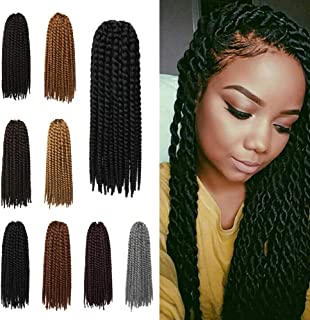 Best crochet hair mambo twist Reviews