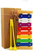 Meet sun Xylophone for kids,The First Birthday Gift for kids 1-3 Year Old Girl,Boys,Musical Kid Toy for Kids 4-8 Year Old Boys Gift,Whith Two Child-Safe Mallets for 2-6 Year Old for Making Fun Music