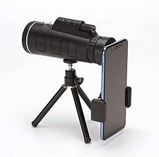 40X60 Zoom HD IR Night Vision Monokulär Infraröd Kikare Teleskop Telefonhållare Stativ för jakt Camping Vandring