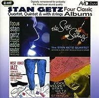 Getz - Four Classic Albums (import)