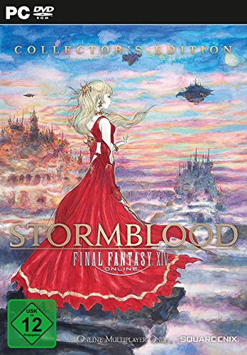 Final Fantasy XIV: Stormblood - Collector's Edition [PC]