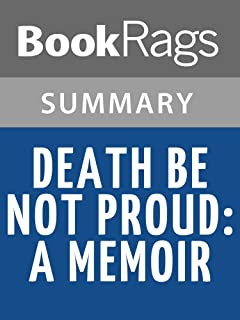 Summary & Study Guide Death Be Not Proud by John Gunther