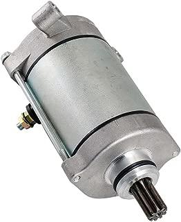 Starter Motor for Yamaha Kodiak 400 YFM400 YFM4A 401cc 2000 2001 2002 2003 2004 2005 2006