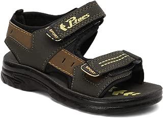 PARAGON Kids Mehandi P-Toes Sandal
