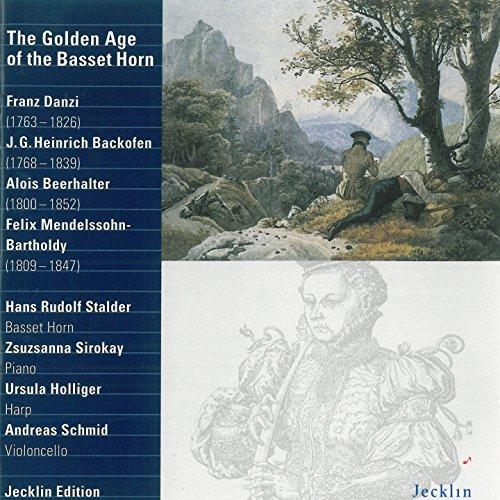 Das Goldene Zeitalter des Bassetthorns