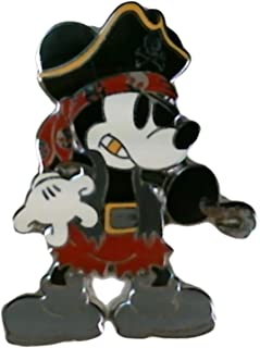 Disney's Pirate Mickey Mouse Pin