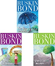 Ruskin Bond - The Blue Umbrella+Ruskin Bond - Tales From The Childhood+Ruskin Bond - Stories Of Wisdom (Set Of 3 Books)