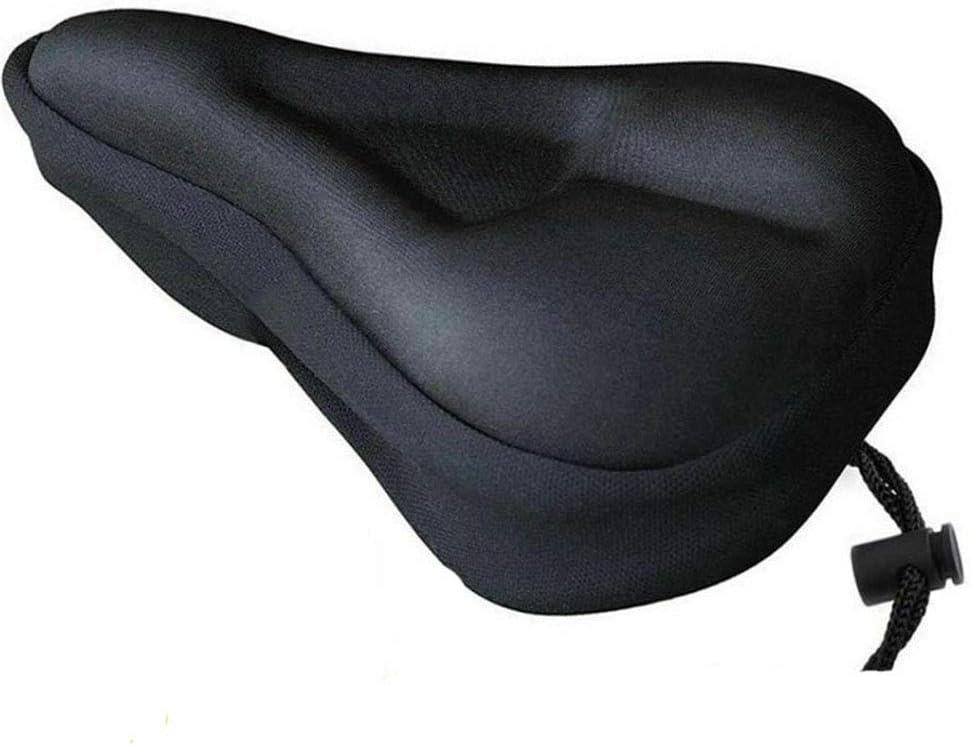 WEIGUO Mountain Bike Comfort Soft Gel Comfy Saddle Cushion Pad S shop Save money