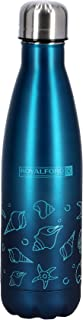 Royalford Stainless steel Double Wall Vacuum Bottle, 500 ml, RF9789