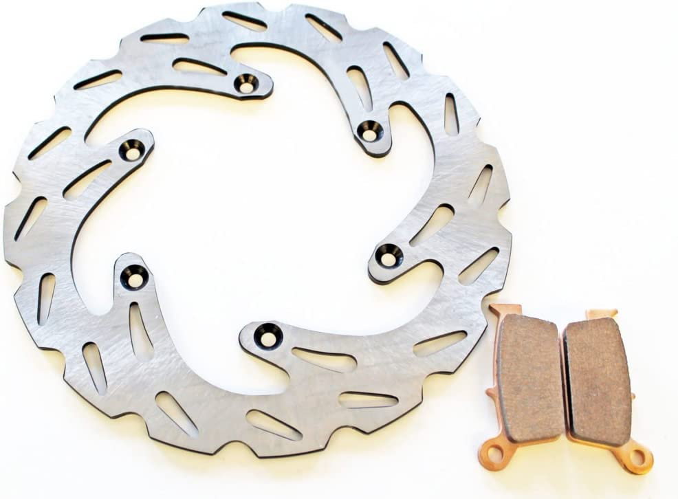 1999-2005 fits Suzuki Classic RM125 RM 125 and RipTide Brake Rotor Rear NEW before selling ☆