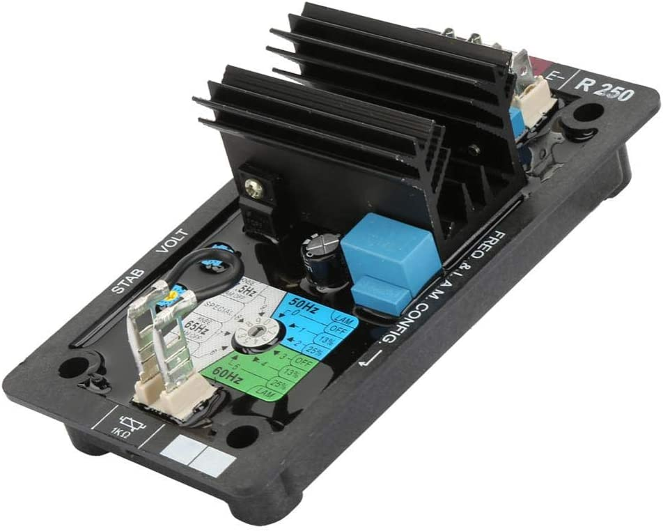 LIPOVOLT AVR R250 Popular products Automatic Voltage Module Ca Popular brand in the world Controls Regulator