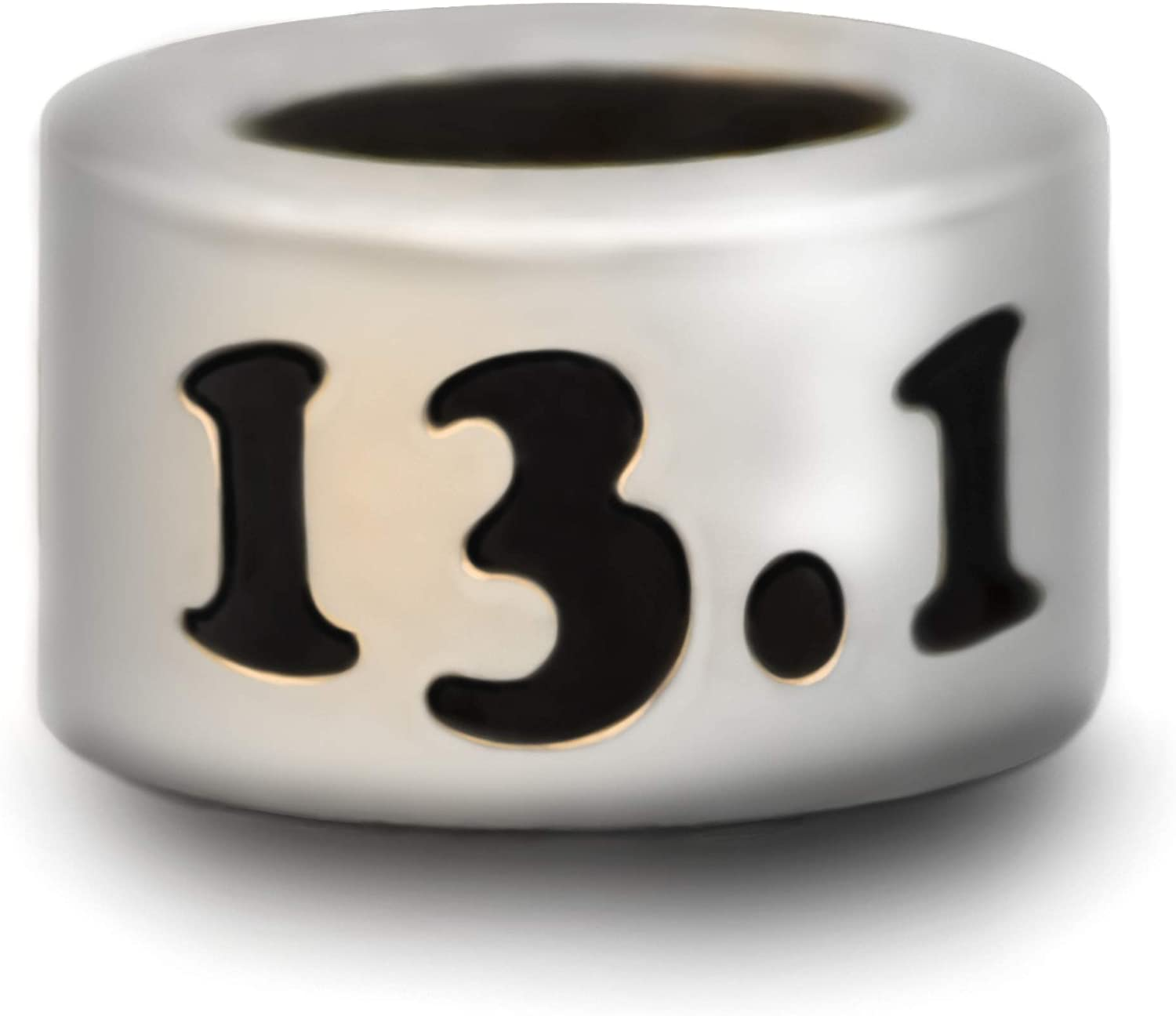 13.1 Bead 925 Sterling Silver Inspired Gilr's Very Today's only popular Women' – Endurance