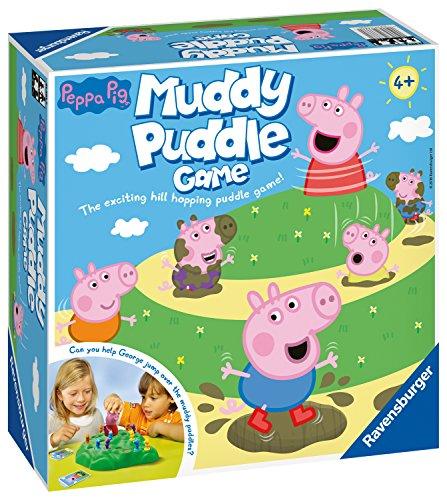 Ravensburger UK 21391 Peppa Pig Muddy Pfützen Spiel