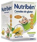 Nutribén Papilla Cereales sin Gluten - 600 gr