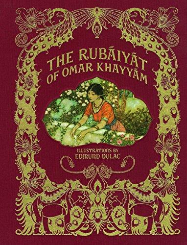 The Rubáiyát of Omar Khayyám (Calla Editions)