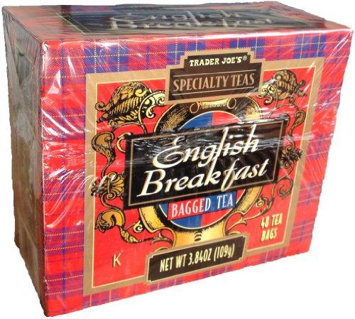 Trader Joe's English Breakfast Tea - 48 Count