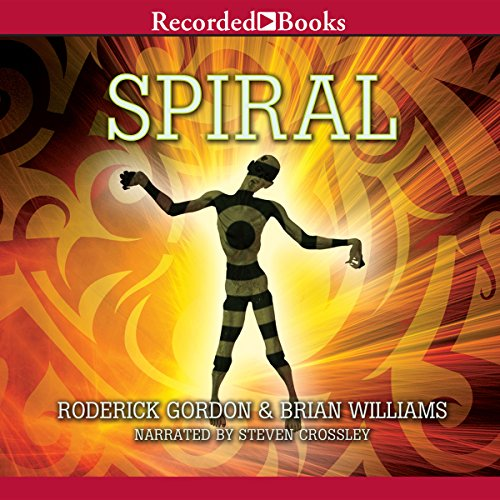 Spiral     Tunnels, Book 5              By:                                                                                                                                 Roderick Gordon,                                                                                        Brian Williams                               Narrated by:                                                                                                                                 Steven Crossley                      Length: 12 hrs and 7 mins     70 ratings     Overall 4.4