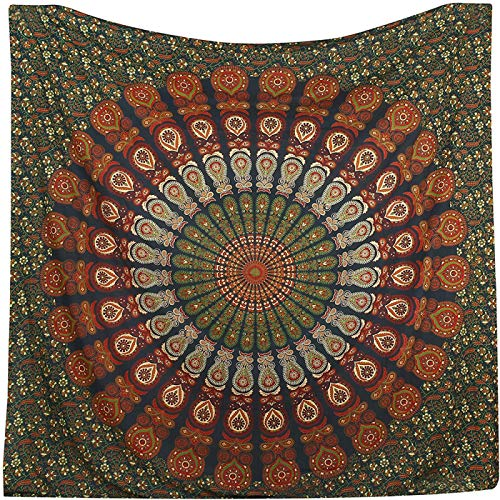 DHHY Polyester 3D Printing Tapestry, Bohemian Style Tapestry Tapestry, Home Decoration Tapestry Beach Cloth