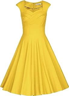 yellow dress 22