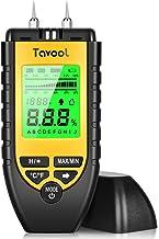 Wood Moisture Meter – Digital Moisture Detector Moisture Tester, Pin-Type Water..