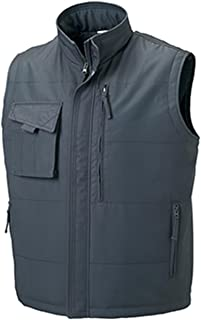 Russell Workwear Gilet : Color - Convoy Grey : Size - L