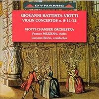 V 1: Complete Violin Concertos by GIOVANNI BATTISTA VIOTTI (1995-12-01)